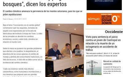 LA NUEVA ESPAÑA: 2º Jornadas Orgullo Rural – Tineo