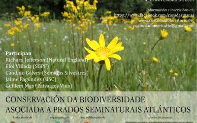 Jornada de conservación sobre los prados atlánticos (Rábade, Lugo)