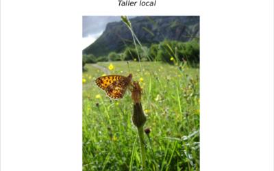 """Taller local """"Agricultura y Conservación de la Naturaleza"""""""