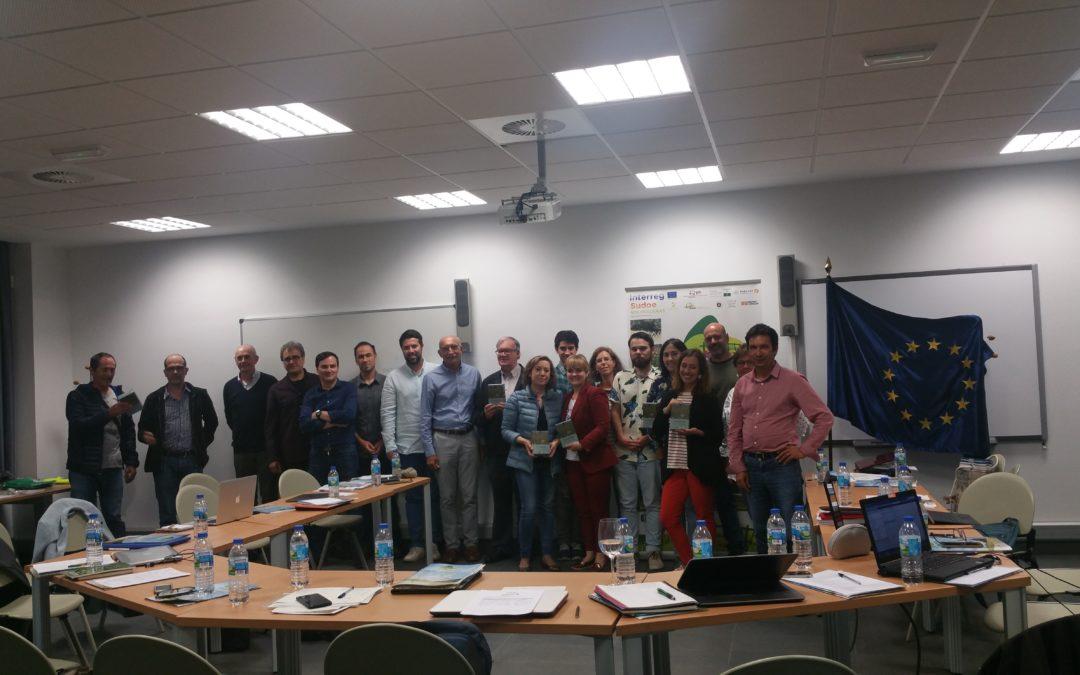 Reunión final del proyecto SOS Praderas