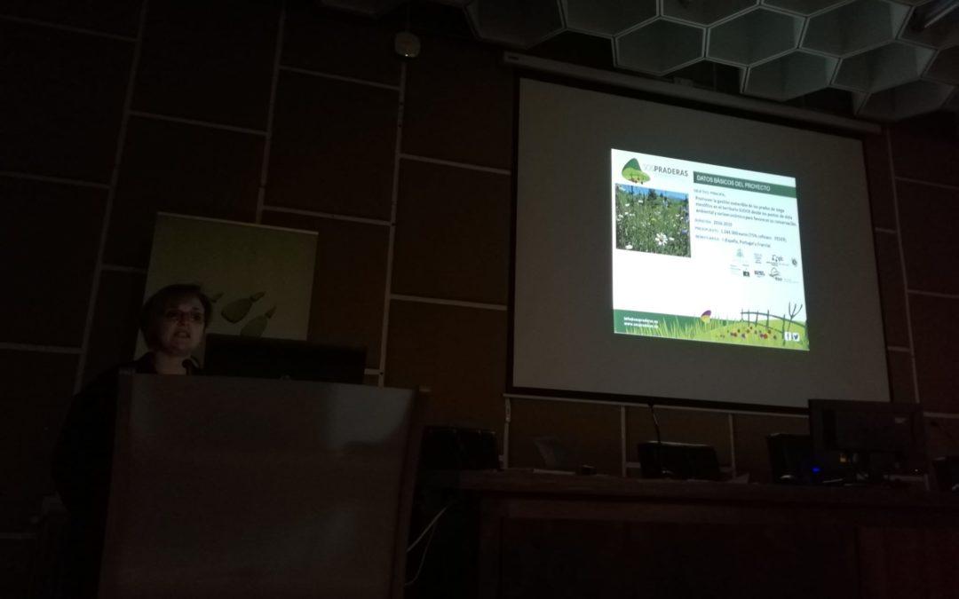 Divulgación de los resultados de GT4 en la jornada Deseño dunha arquitectura ambiental e climática para o plan estratéxico da PAC 2021-2027 adaptada ao rural galego